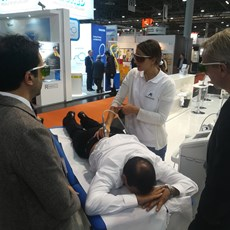 Medica 2017: great success for Mectronic methodics
