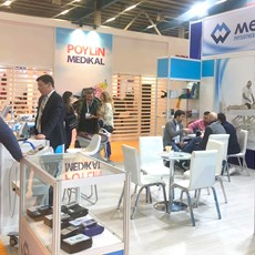 Theal Therapy protagonist at EXPOMED Eurasia 2019