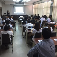 Bangkok: workshop about Mectronic methodics