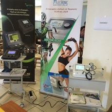 Mectronic therapies protagonist at Patras