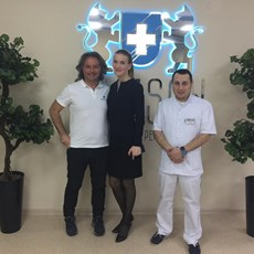 Mectronic team flies to Russia