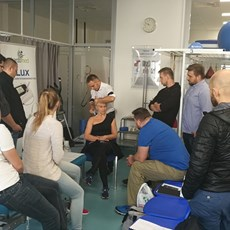 Great success for the Mectronic medical training in Poland