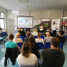 The training of Mectronic continues in Poland