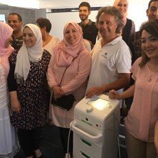 The Mectronic methodics presented in Tunisia