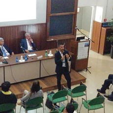 THEAL Therapy and Mectronic protagonists at Palermo University