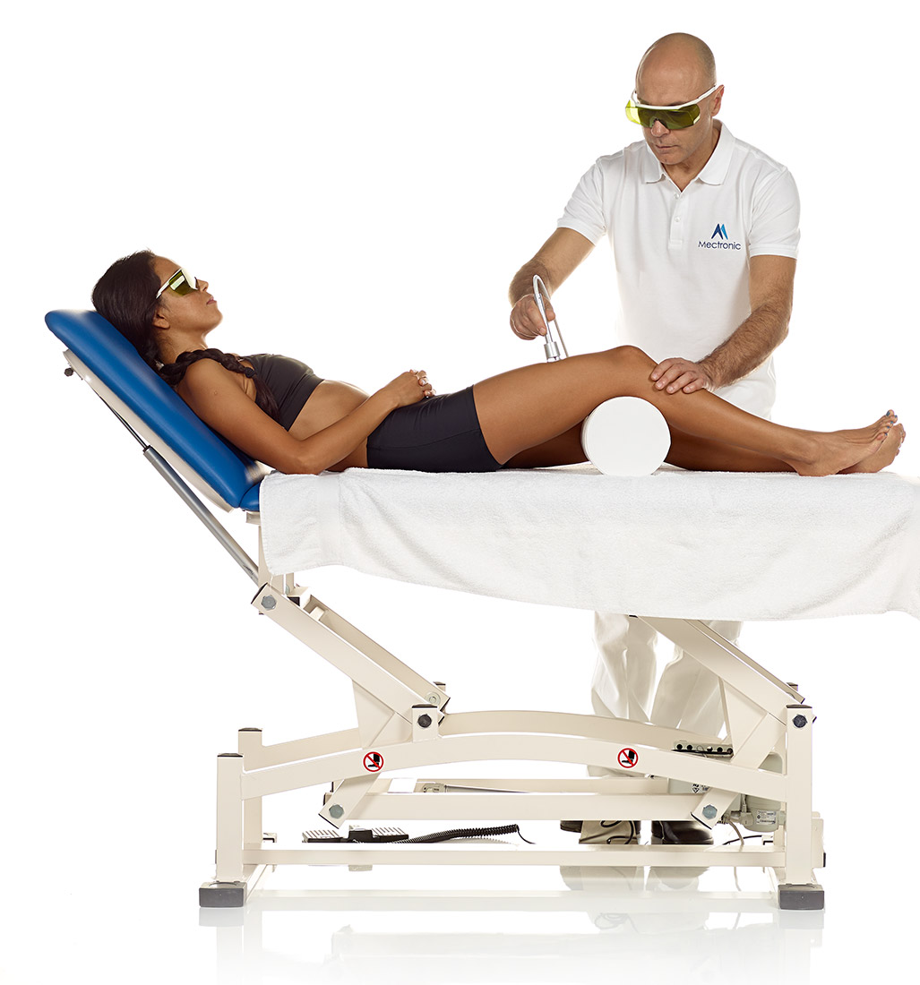 Cryotherapy and laser therapy CHELT Therapy: MAXIMISE THERAPEUTIC RESULTS THANKS TO CHELT THERAPY