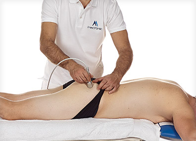 CHELT Therapy: Manual application with the Spheric applicator
