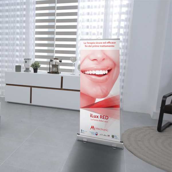 iLux RED laser therapy: Marketing pack