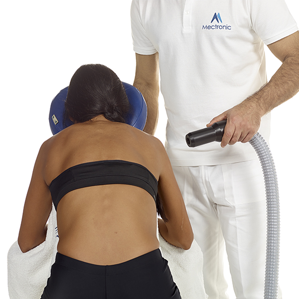 Cryotherapy and laser therapy CHELT Therapy: CRYOTHERAPY