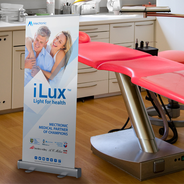 iLux laser therapy: Marketing pack