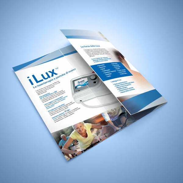 iLux laser therapy: BROCHURES