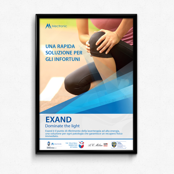 Exand laser: POSTER