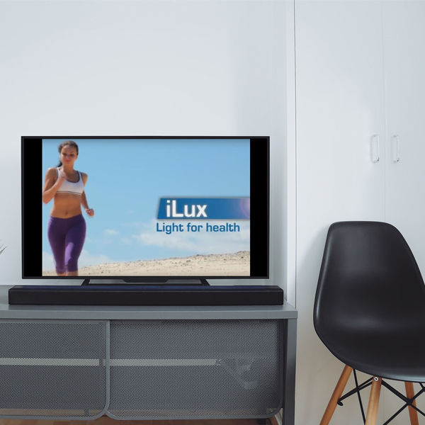 iLux laser therapy: VIDEO