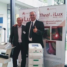 THEAL Therapy ed iLux RED