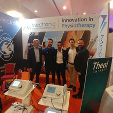 THEAL Therapy e Mectronic protagoniste assolute al FisioForum 2018