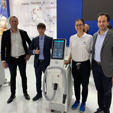 MECTRONIC PROTAGONISTA A MEDICA 2019