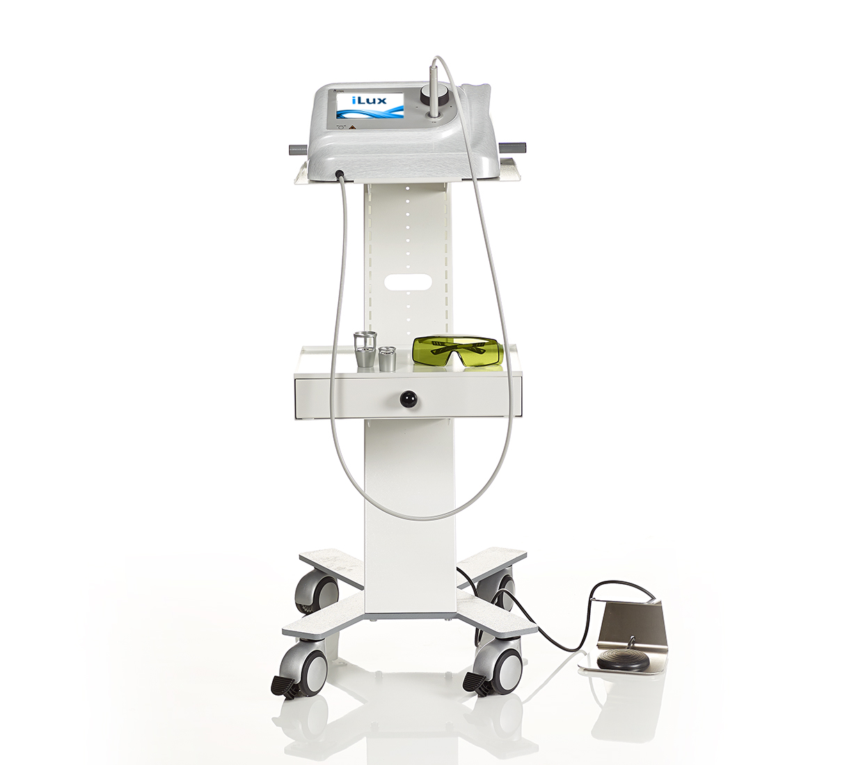iLux laserterapia: the high tech laser