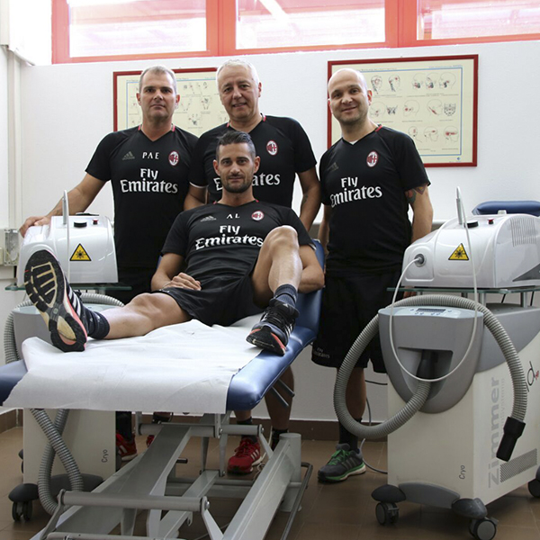 Mectronic Medicale: Milanello Training Center